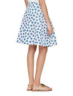 a49806ae3014 starfish cotton skirt by kate spade new york | Kate Spade Obsession ...