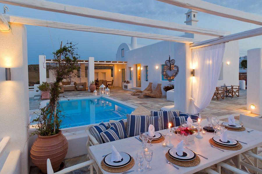 Anema Residence Santorini, Greece Nestled in... in 2020