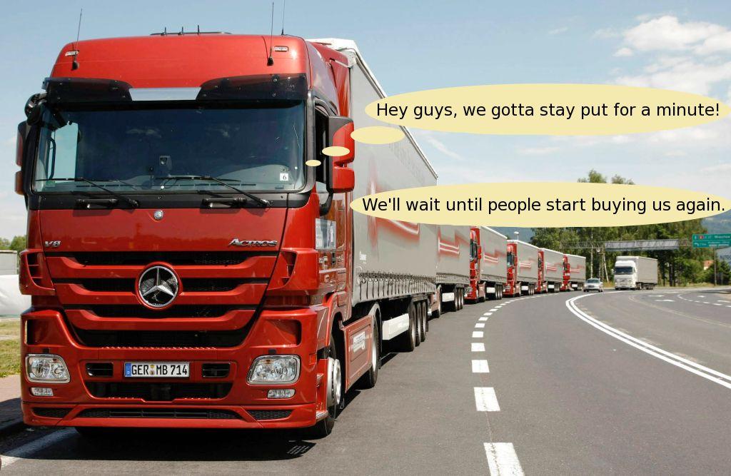 Short Time Work At Mercedes Benz Truck Plants In Germany Mercedes Benz Trucks Mercedes Truck Trucks