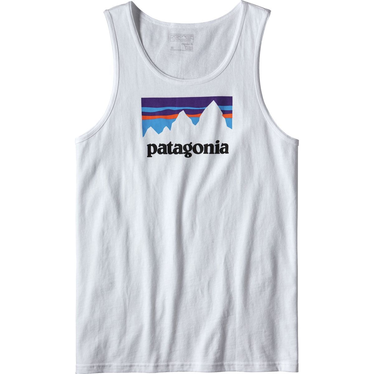 ba849bcc Patagonia Shop Sticker Tank Top White S | Outdoor Accessories ...