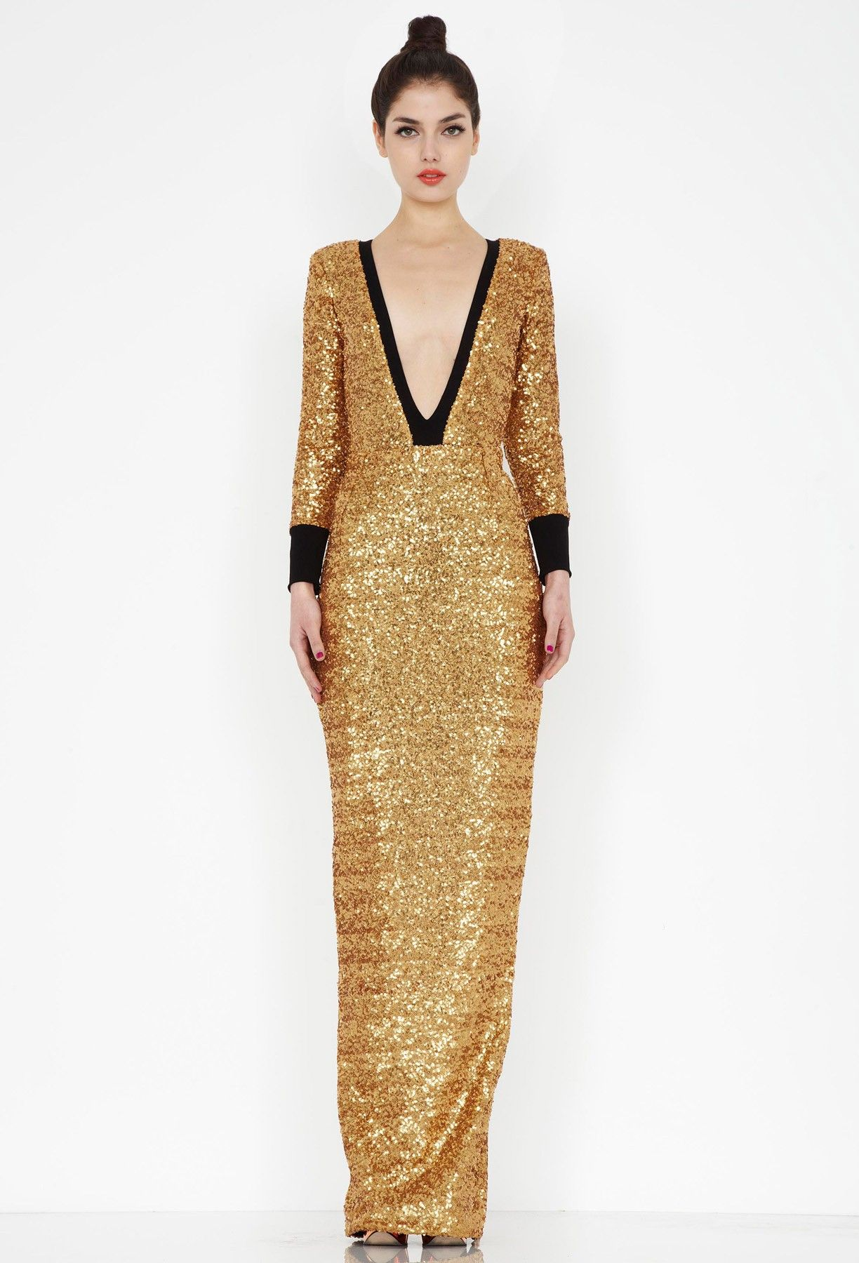Garter maxi skirt gold f a s h i o n pinterest gold black