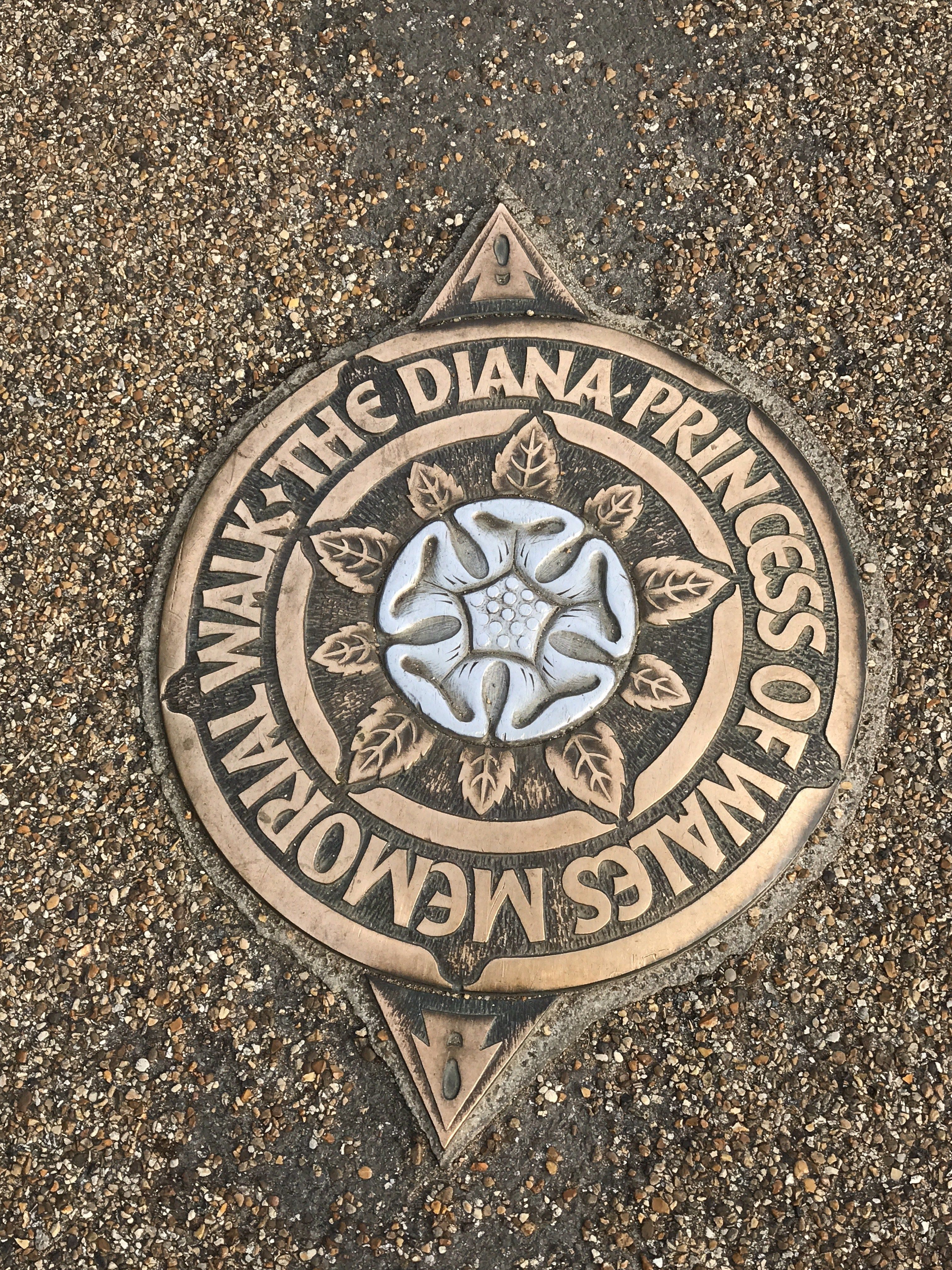 London England A Right Royal Time Walks In London Diana Memorial Fountain Royal Time