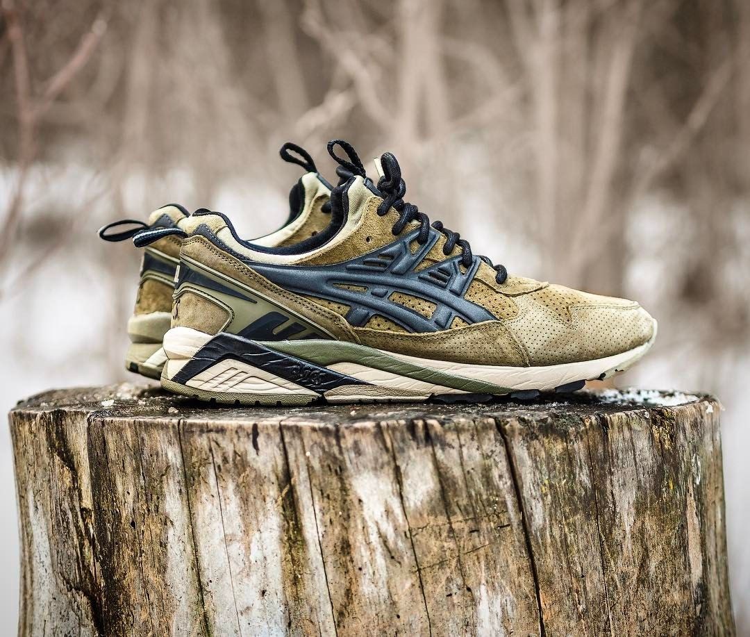 pretty nice 66cf9 83bc1 Footpatrol x Asics Gel Kayano | ASCIS SNEAKERS in 2019 ...