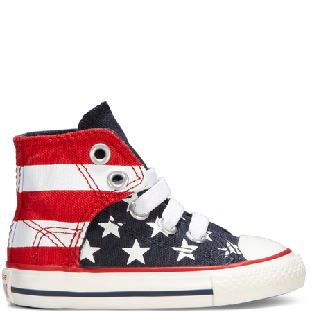 587206f30b2060 Chuck Taylor Easy Slip Toddler blue  red