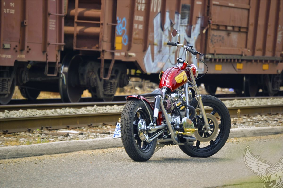1980 Yamaha Xs650 Brat Style Chopper Choppers And Bobbers
