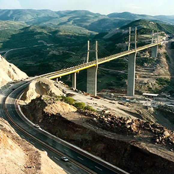 Impresionante Puente Mezcala Solidaridad