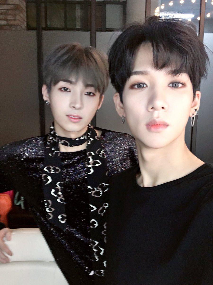 Sangho & Suhyun || 161103 Twitter Update