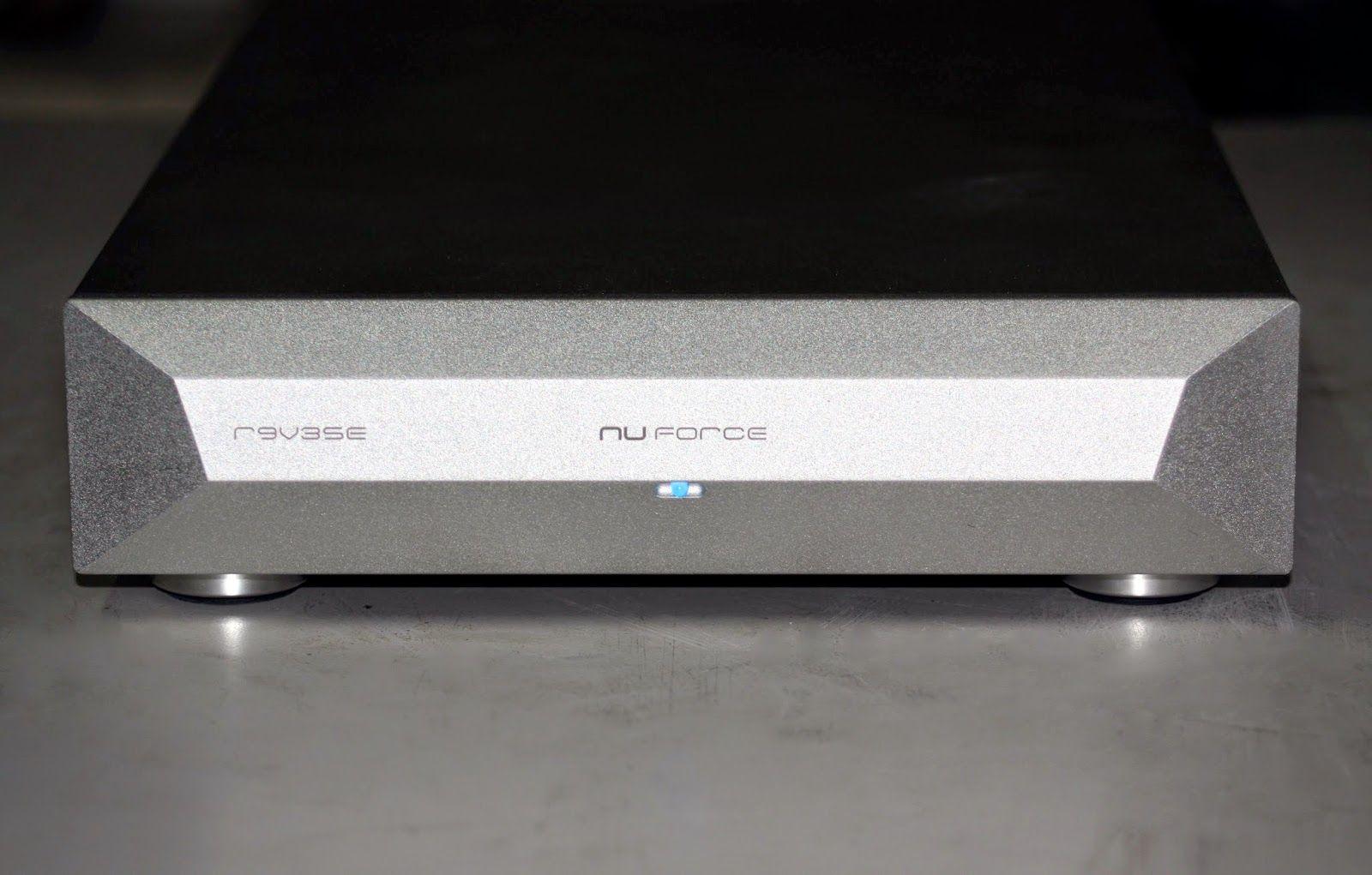 吉鵬音響工作坊: [維修] NuForce Ref 9 V3SE   Bose
