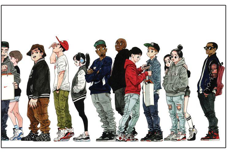He Got Jordan by Kim Jung Youn