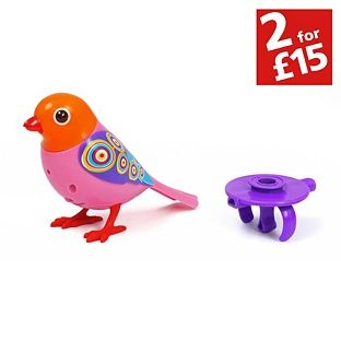 Buy Digibird Assortment at Argos.co.uk - Your Online Shop for Toys under 10 pounds, Electronic toys and games, 2 for 15 pounds on Toys. ALEXIS