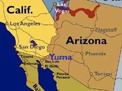 yuma arizona Local Info Sundance RV Resort Yuma Arizona