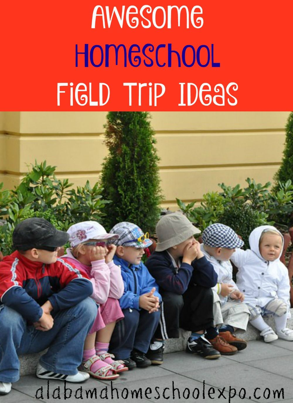 these homeschool field trip ideas are universal, meaning that