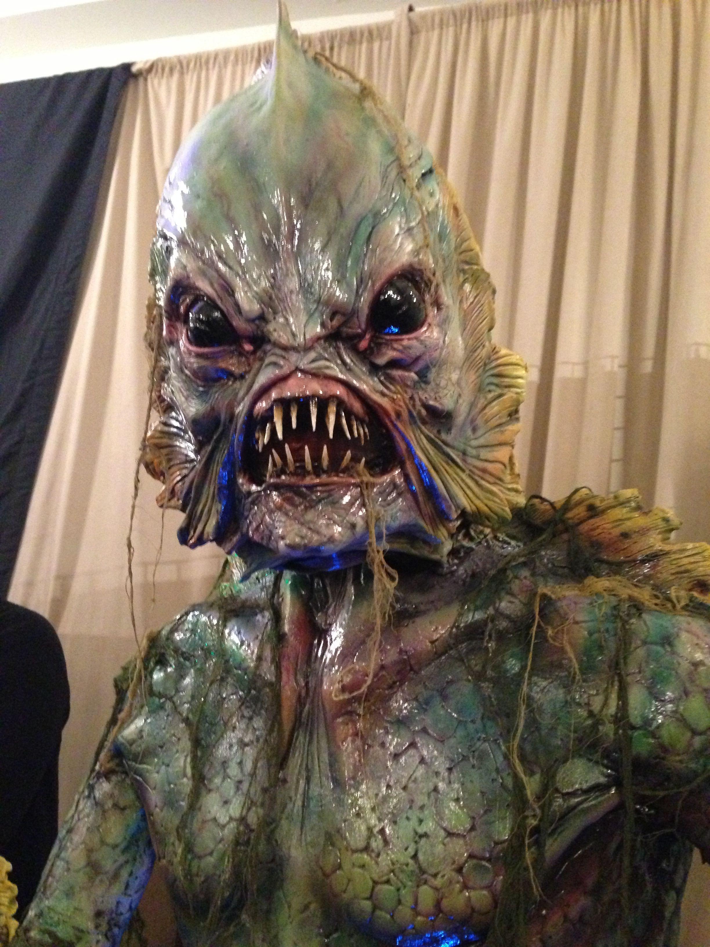Midnight FX studio Myths & monsters, Horror art, Horror