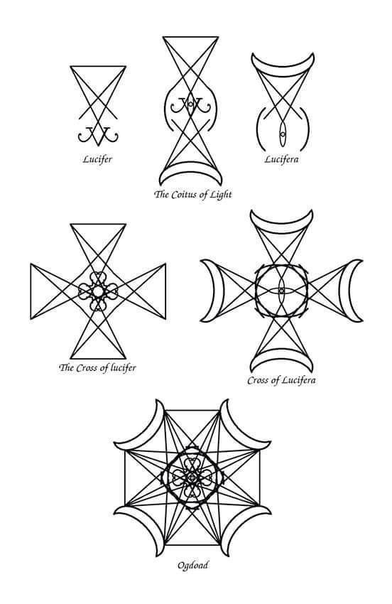 Lucifer Symbols Tattoos Pinterest Tattoo