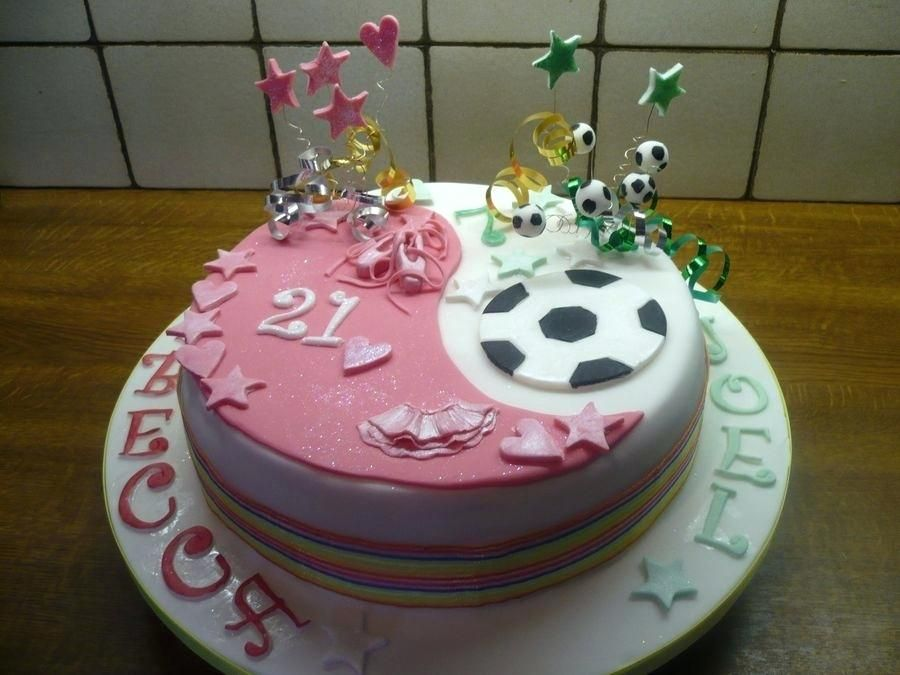 Birthday Cake Ideas For Brother And Sister Split Amp With Images