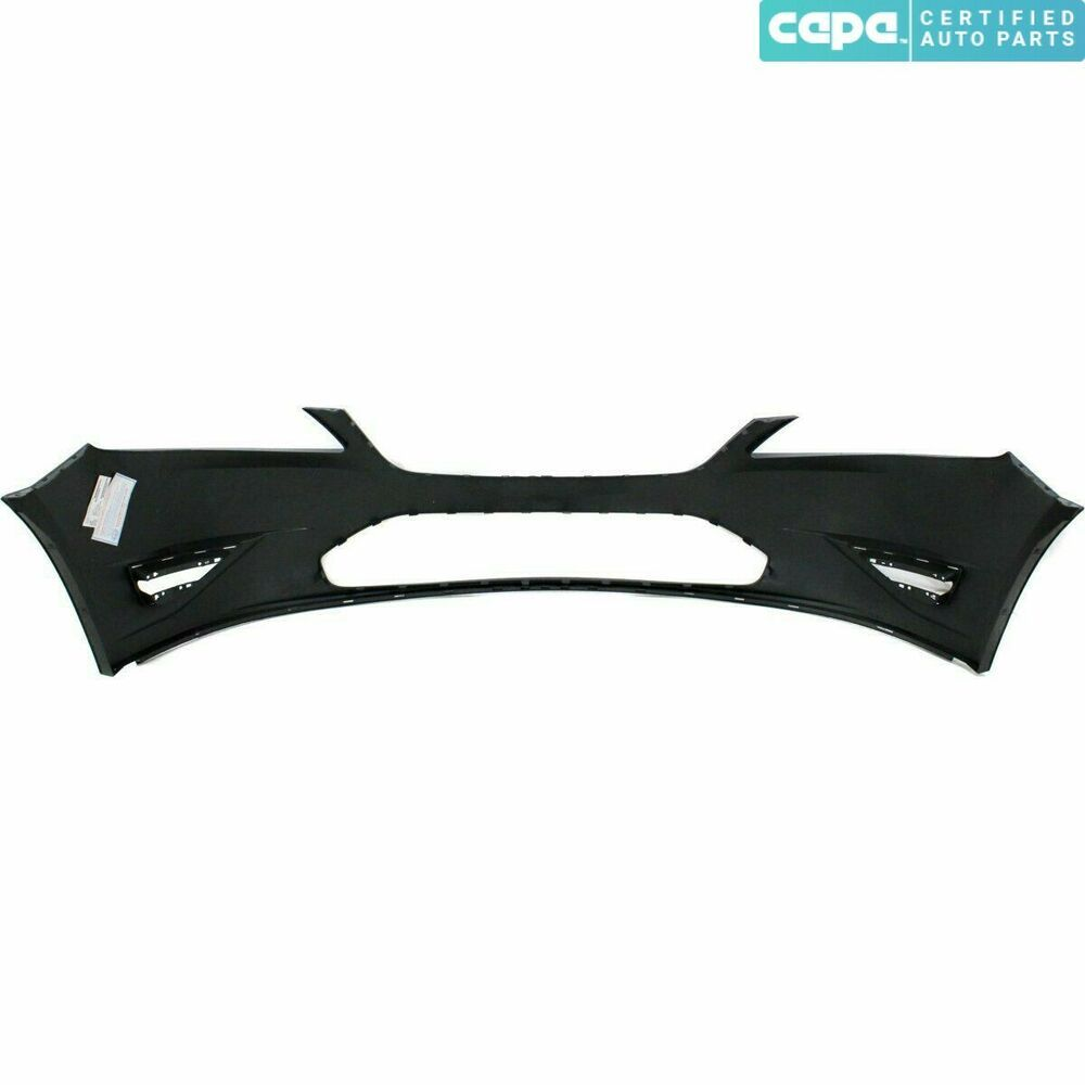 New Bumper Cover Front For Ford Taurus 2010 2012 Fo1000651c