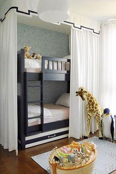 D corer avec style une chambre denfant partager id for Chambre a partager