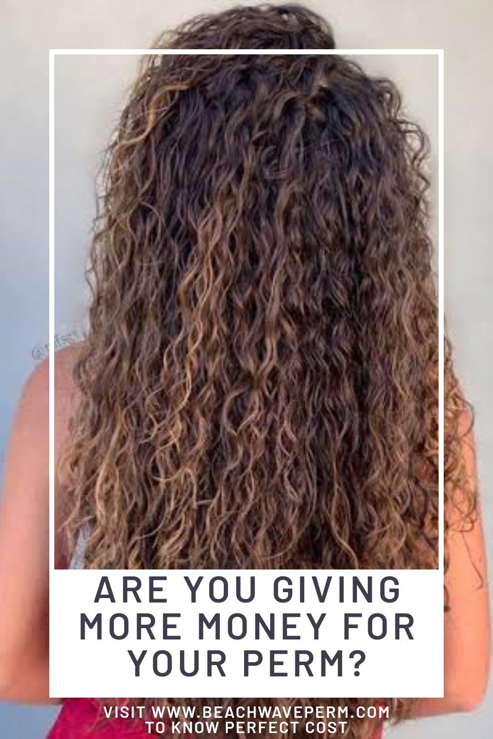 Are You Giving More Money For Your Perm In 2020 Long Hair Perm Medium Hair Styles Short Permed Hair