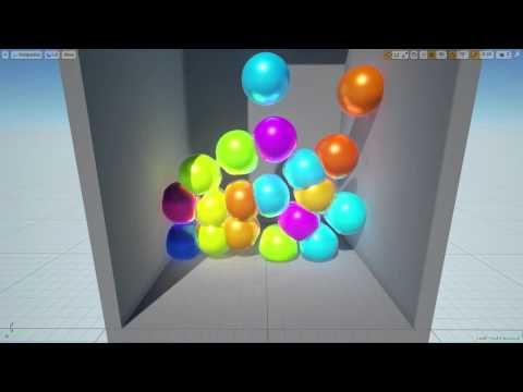 UE4, Distance Field Soft Bodies (1/ 2) by Roel Bartstra - If