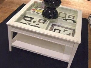 Shadow Box Coffee Table Ikea