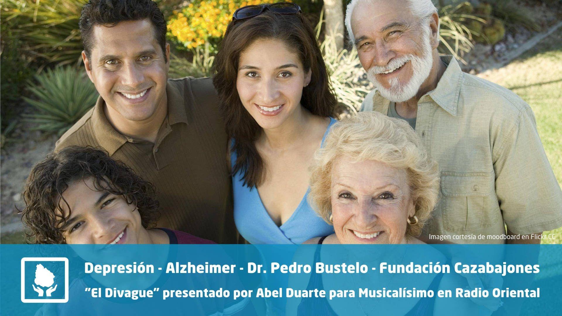 Depresión - Alzheimer - Dr. Pedro Bustelo - Musicalísimo