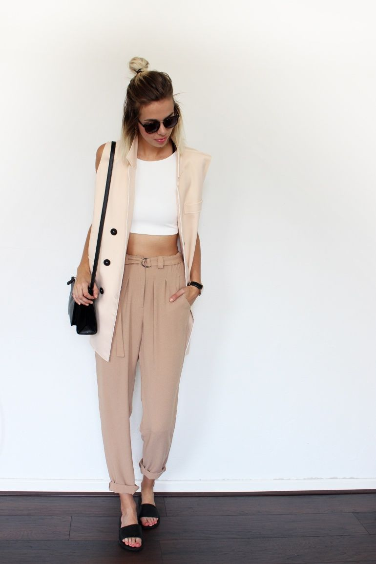 Minimalist Fashion Tumblr Fashion Pinterest Discover More Ideas About Nude Style And