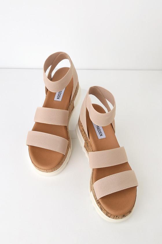 Bandi Blush Platform Sandals in 2020