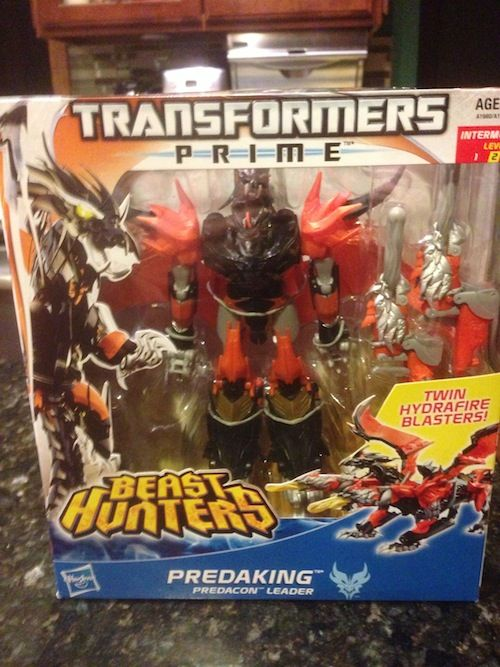 Transformers giveaways