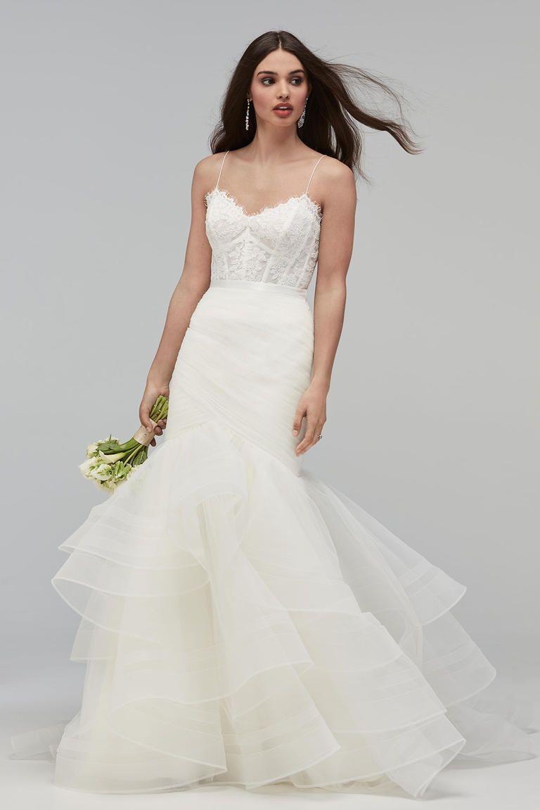 Wtoo by Watters Fall 2017: Little Mermaid-Inspired Wedding Dresses ...