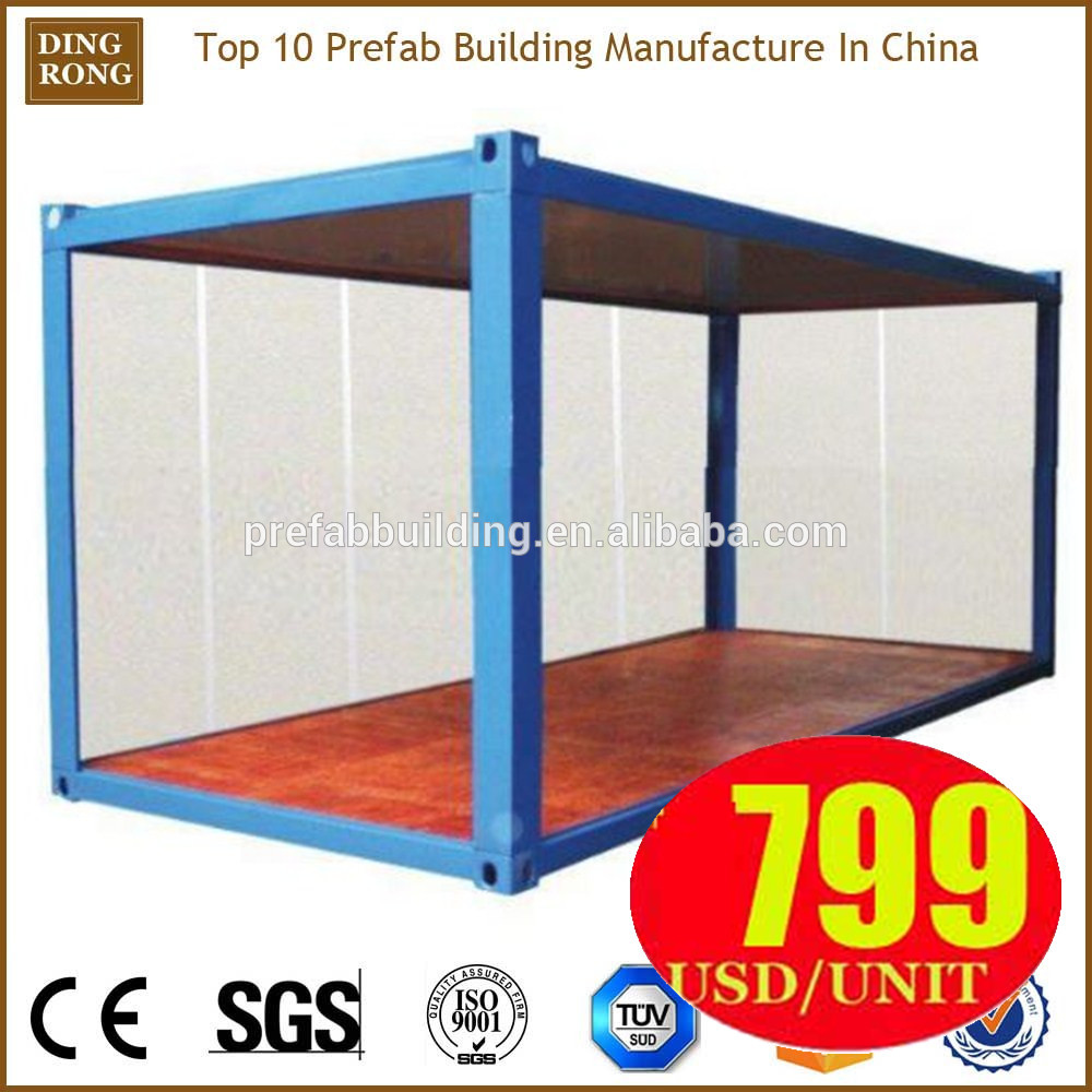 Prefabricated Modular 20ft Shipping Iso Container Frames Buy Iso Container Frames Shipping Container Frames 2 Container House Shipping Container Prefab Homes
