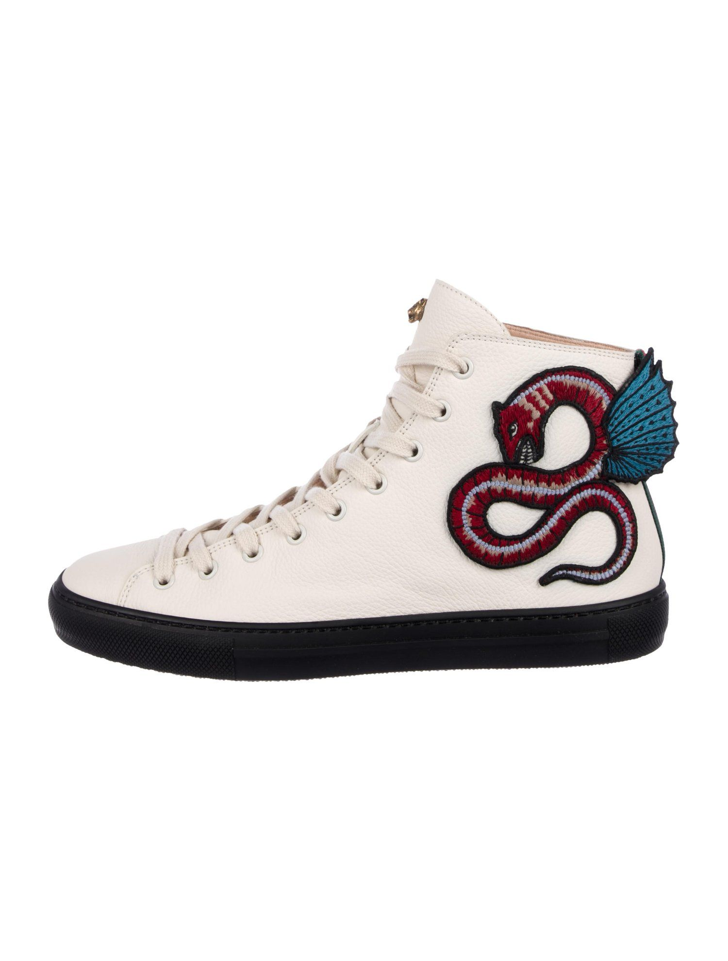 Sneakers #Dragon #Winged #Gucci