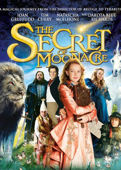 le secret de moonacre vf