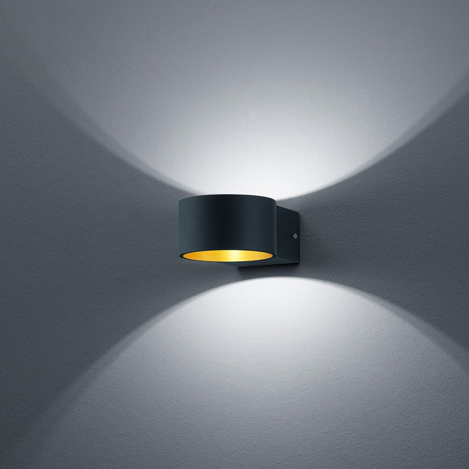 Lacapo Wall Light By Arnsberg 223410132 Wall Lights Wireless Wall Sconce Light