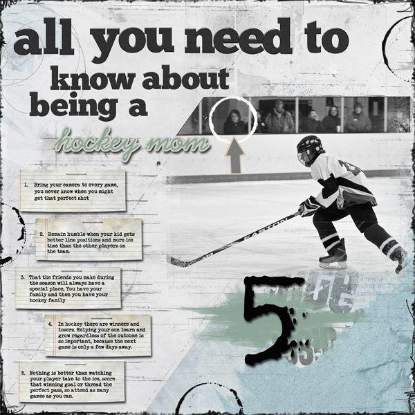 Layout Hockey Mom Hockey Quotes Hockey