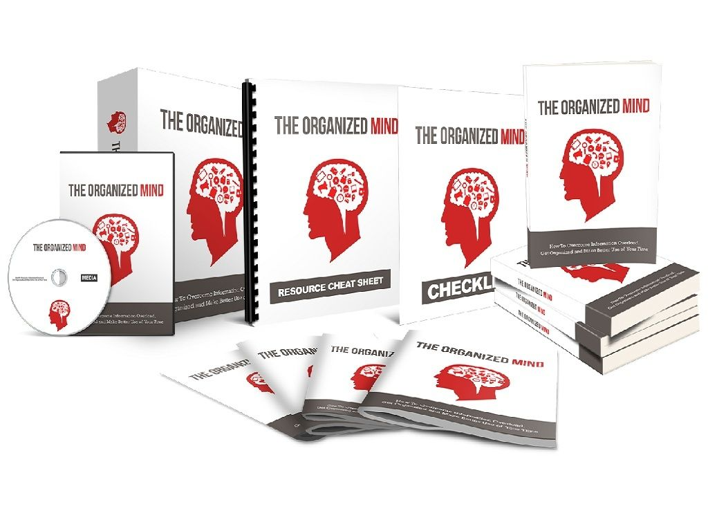 The Organized Mind & Upgrade Package