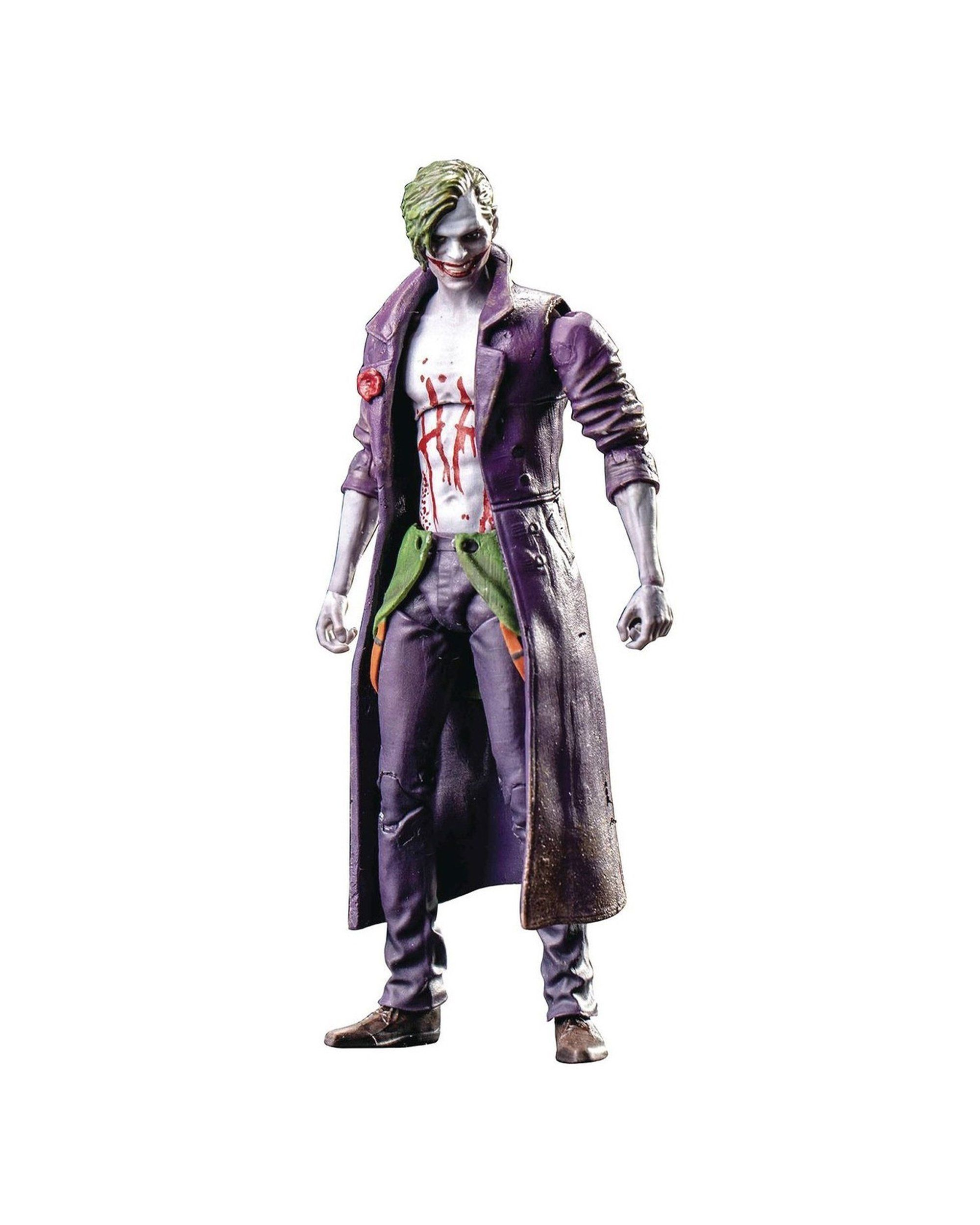 Injustice 2 Joker 1 18 Scale Action Figure Previews Exclusive In 2021 Injustice 2 Joker Dc Injustice Injustice