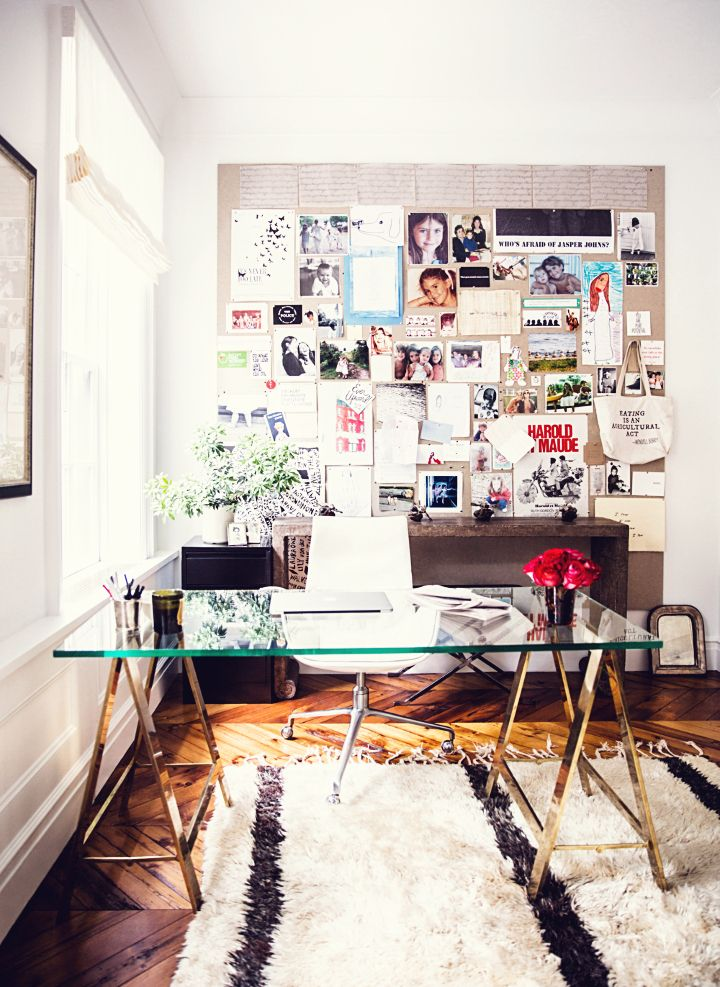 Interior Design | A New York Townhouse | BENI OURAIN RUGS ...