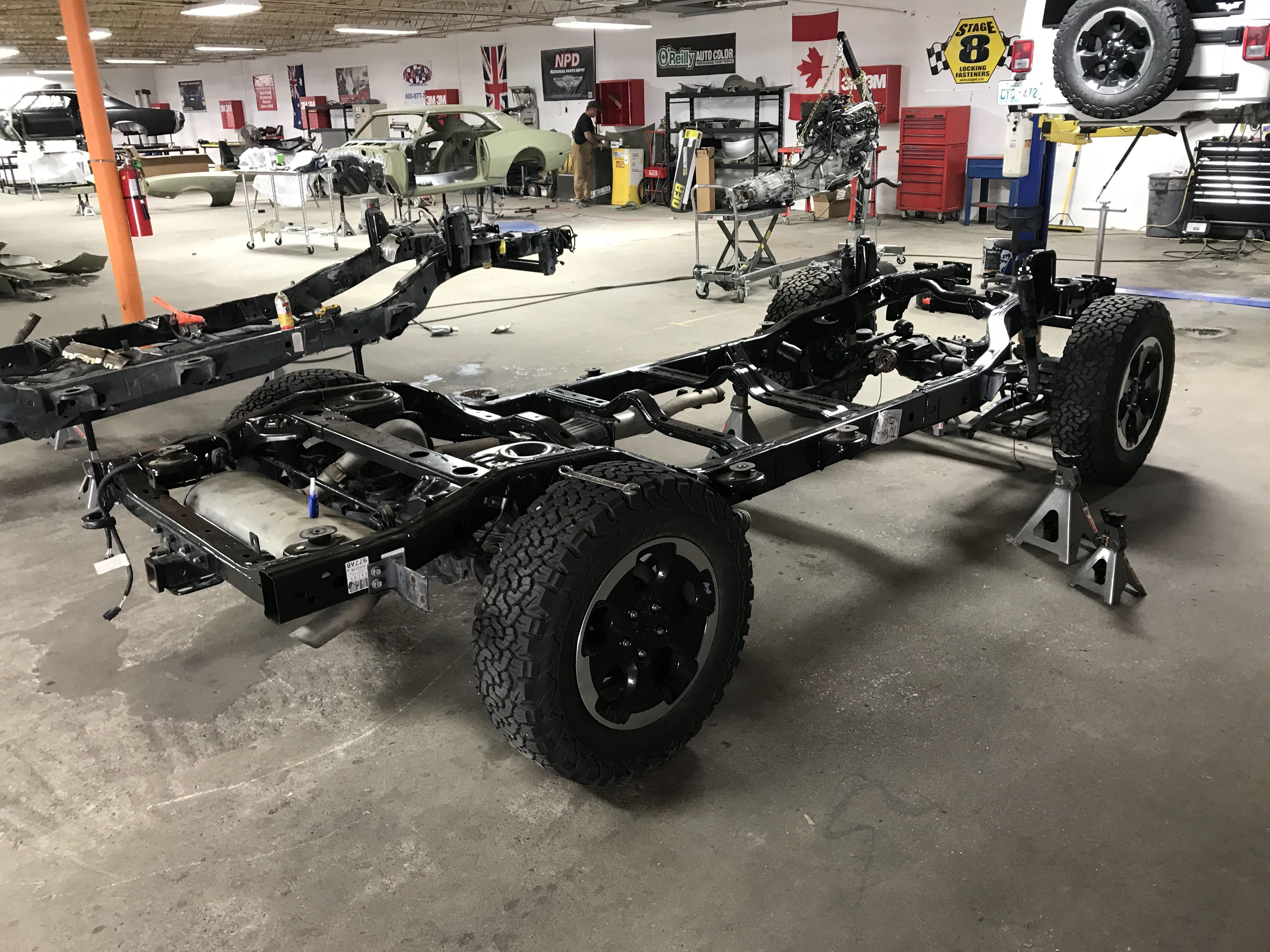 the swap pin jeep you s frame ll we best build bent and it world tulsa gladly