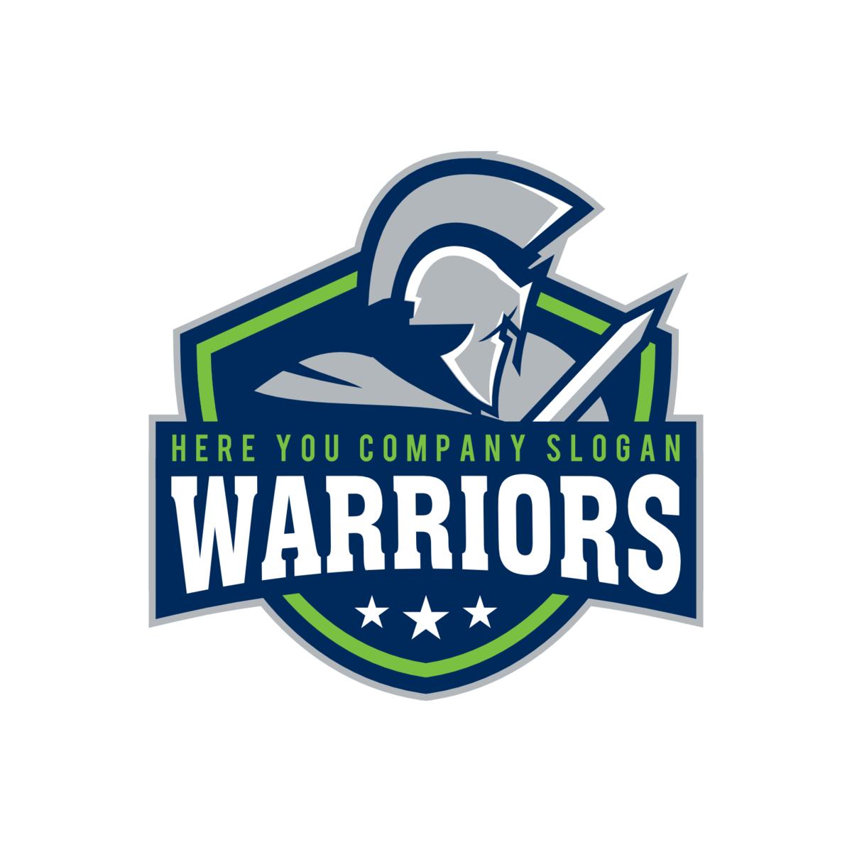 Warriors Logo In 2020 Warrior Logo Warrior Logos