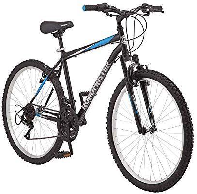 Roadmaster 26 Inches Granite Peak Men S Mountain Bike Black