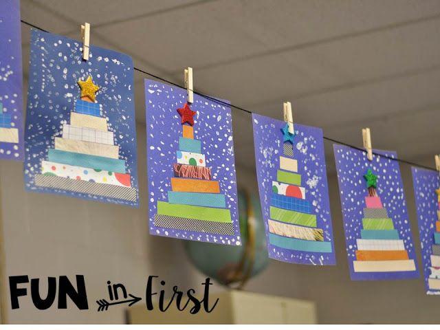 'Twas the Week Before Christmas Break (Fun in First Grade)