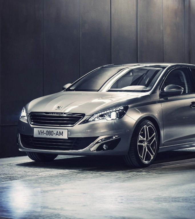 New Peugeot 308 | Joomla! Showcase | Pinterest