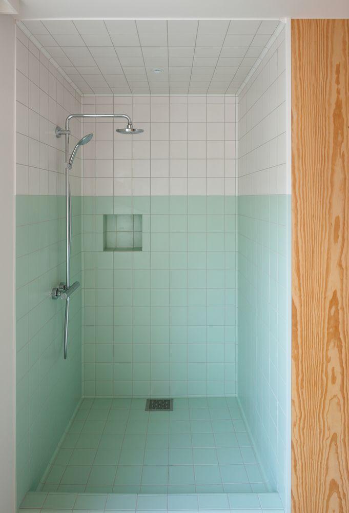 Gallery of house l w fragmenture 9 st elisabeth pinterest badezimmer haus und - Farbkonzept haus ...