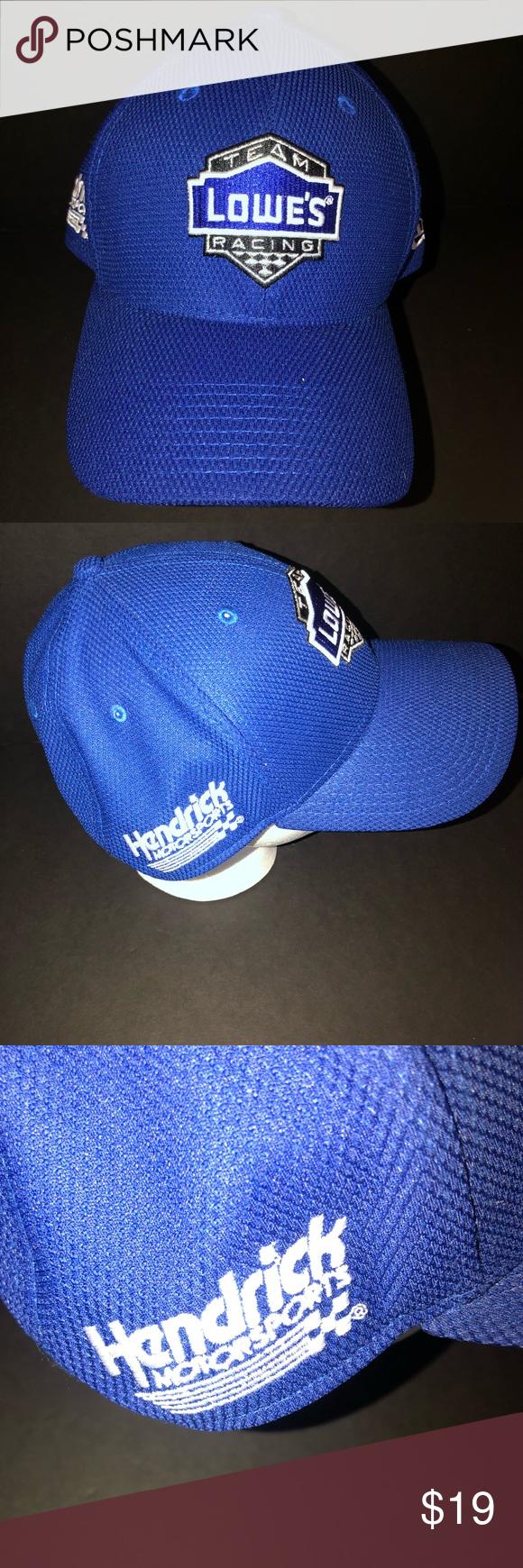 696fa78a New era Hendrick Motorsports #48 nascar hat Brand new High quality Stitched One  size hat New Era Accessories Hats