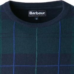 Photo of Barbour Pullover Männer, Wolle, blau Barbour