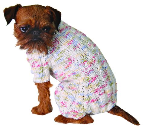 Simple+Crochet+Dog+Sweater   The Crochet Dog Sweater – Fashion or ...
