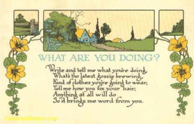 victorian love poems