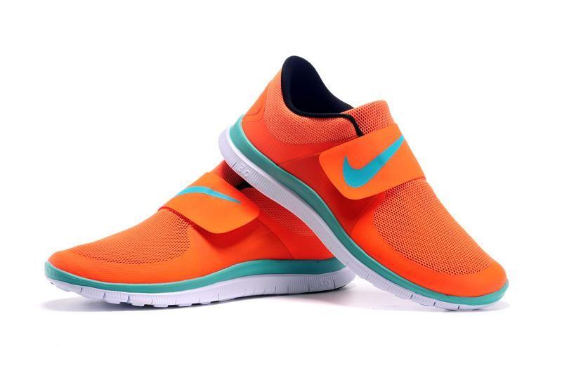 729194e1c5071 Nike Free Socfly SD Bright Citrus Total Orange Anthracite Light Retro 3.0  Womens Running Shoes