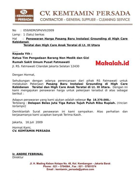 Contoh Surat Izin Sakit Tidak Masuk Kuliah - Download ...