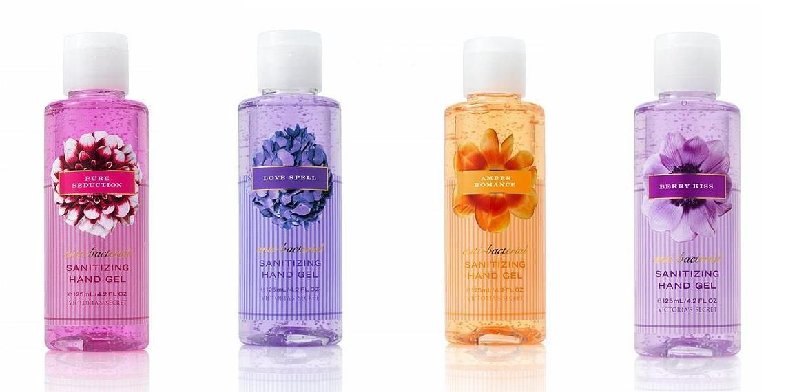Victoria S Secret Hand Sanitizers A Line Of Hand Sanitizers That
